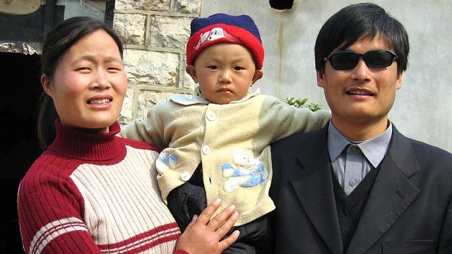Chen Guangcheng says he and his family have completed passport applications and officials say they should be ready within 15 days