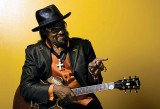 "Chuck Brown, who mixed funk, soul and Latin styles to help create the upbeat ""go-go"" scene in Washington DC in the 1970s, has died at 75"
