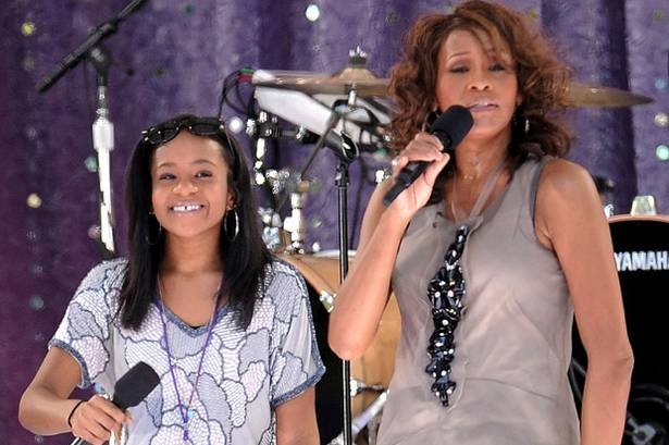 Cissy Houston knows Bobbi Kristina Brown shares Whitneys passion for music and she believes a reality show could be the perfect place to showcase her granddaughters talent photo