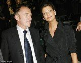 François-Henri Pinault, the billionaire father of Linda Evangelista's baby, wanted her to abort their son, her lawyer has claimed