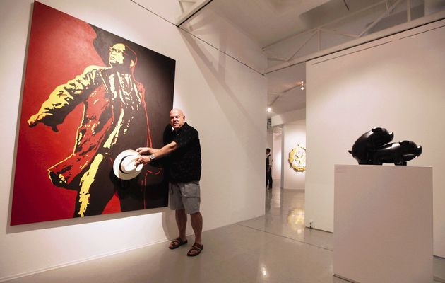 Goodman Gallery in South Africa has agreed not to display the controversial painting of President Jacob Zuma with his genitals exposed after reaching a deal with the ANC