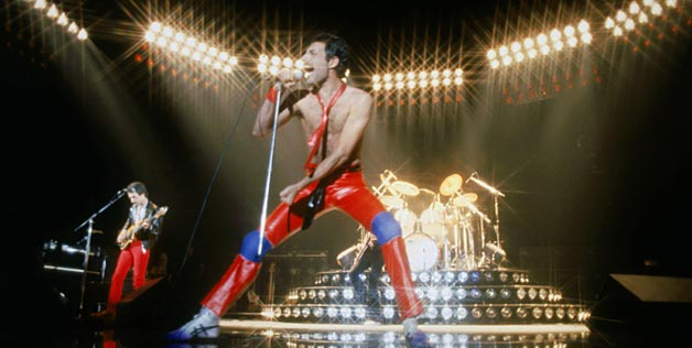 Guitarist Brian May has confirmed Queen will use a Freddie Mercury hologram on a West End theatre stage
