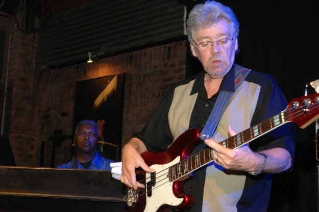 """Guitarist Donald """"Duck"""" Dunn, who played with Booker T and the MGs, has died in Tokyo aged 70"""
