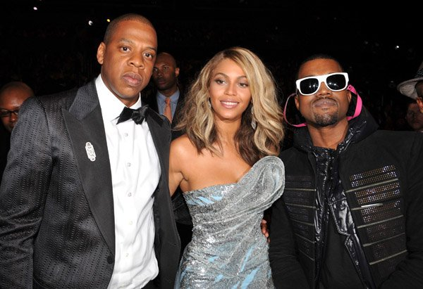 Kanye West leads BET Awards 2012 nominations with Beyonce and Jay-Z