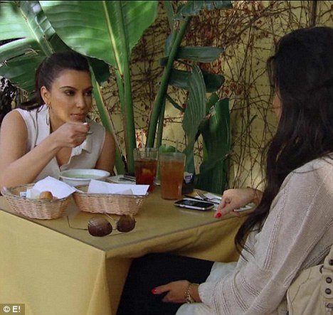 Kim Kardashian and her sister Kourtney have opened up about their feelings on their mother Kris Jenner's extramarital affair