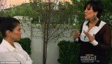 Kris Jenner and her daughter Kourtney Kardashian fought it out on latest episode of Keeping Up With The Kardashians, when Kourtney struggled to forgive her mother for cheating on her late father Robert