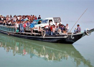 Many of Indian boats are overcrowded with poor or minimal safety features