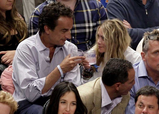 Mary-Kate Olsen is reportedly dating Nicolas Sarkozy's younger half brother, Olivier