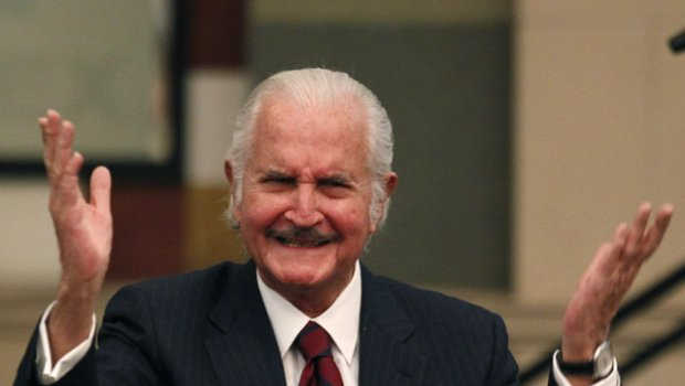 Mexican writer Carlos Fuentes has died aged 83 at a hospital in Mexico City photo