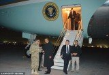 President Barack Obama has arrived in Afghanistan on a previously unannounced visit