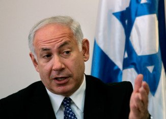 Prime Minister Benjamin Netanyahu has called for an early general election in Israel in four months' time