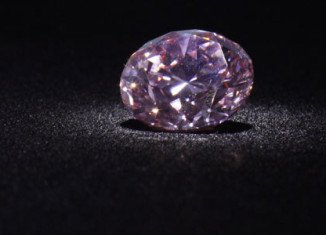 Rare pink diamond Martian Pink has been auctioned for $17.4 million