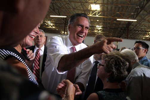 Republican Mitt Romney has secured his place as the challenger to Barack Obama in November's US presidential election, following a primary in Texas