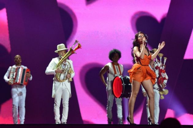 Romania's Mandinga is one of the favorites at Eurovision Song Contest in Baku with Zaleilah song