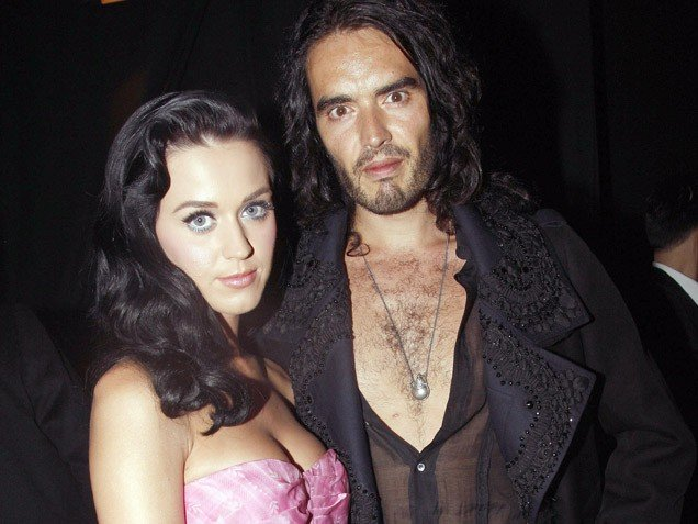 "Russell Brand sent Katy Perry a long email admitting that he ""gave up"" on their marriage too soon"