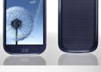 Samsung signalled that it had faced issues in manufacturing blue models of the Galaxy S3