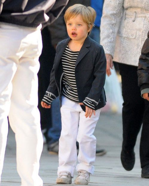Shiloh Nouvel Jolie-Pitt, Angelina Jolie and Brad Pitt's first biological child, celebrates her sixth birthday