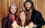 The Bee Gees in 1975