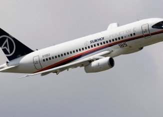 The Sukhoi Superjet 100 vanished from radar screens 50 minutes after taking off from Jakarta for a brief demonstration flight