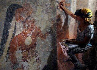 The oldest-known Mayan astronomical tables have been discovered at Xultun archeological site in Guatemala