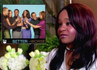 Tyler Perry denies that Bobbi Kristina Brown had quit his TBS sitcom For Better or Worse because she was upset about her mother