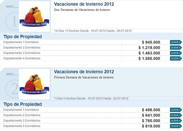crystal lagoons price san alfonso del mar special offers winter 2012