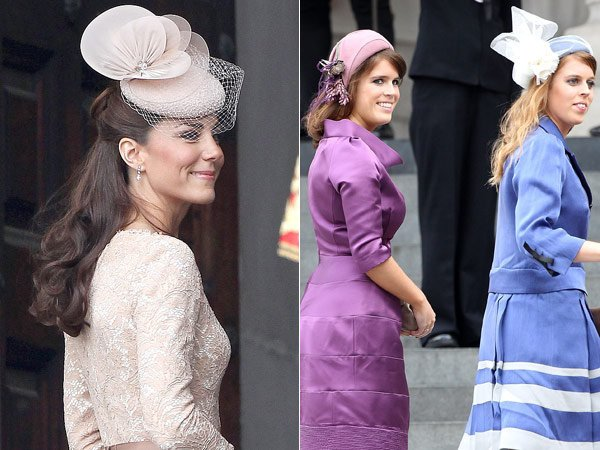 According to new protocols, Kate Middleton is expected to curtsey to those born royal, such as Princesses Beatrice and Eugenie, both in public and in private