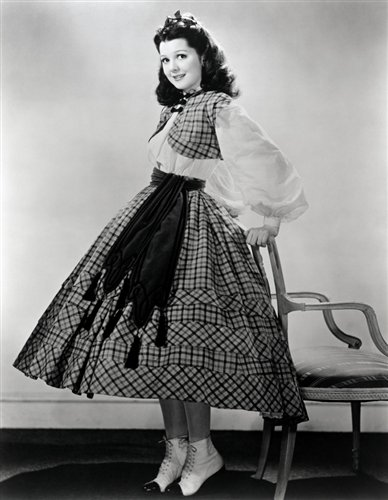 Actress Ann Rutherford, best known for playing Scarlett O'Hara's youngest sister Careen in Gone With the Wind, has died aged 94