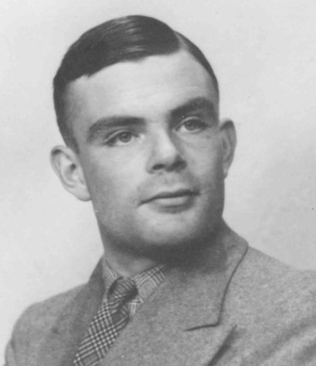 Alan Turing the British mathematical genius and codebreaker born on June 23 1912 may not have committed suicide as is widely believed photo