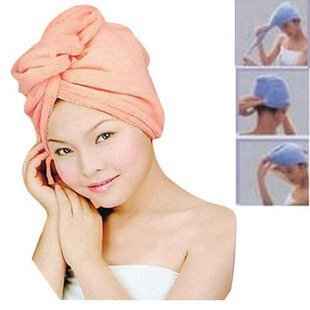 Allura microfibre hair wrap could be found at bargain chain Poundland in UK, for only £1($1.5)