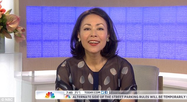 Ann Curry is going to tell her viewers this morning that she is leaving NBC's Today Show and is giving up her co-host chair