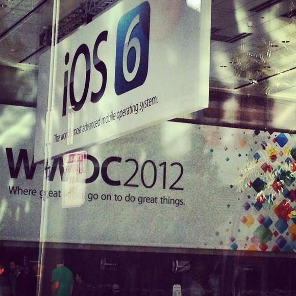 Apple has unveiled its latest mobile operating system iOS 6 at its annual Worldwide Developers Conference WWDC in San Francisco photo