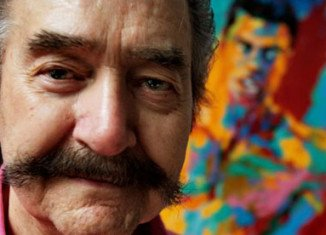 Artist LeRoy Neiman, an official painter of five Olympiads famed for his instant renditions of sporting action, has died in New York aged 91