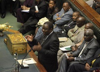 At least 10 Zimbabwean MP have been circumcised as part of a campaign to reduce HIV and AIDS cases