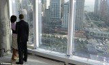 Before the fundraisers, one at Sarah Jessica Parker's house and one at the five-star Plaza Hotel, Barack Obama scheduled a visit to the World Trade Center site