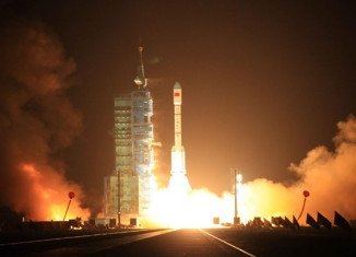 China announces it will carry out manned space flight Shenzhou 9 at some point in the middle of June