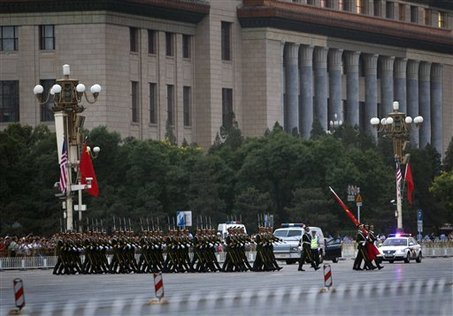 Chinese authorities have arrested activists and placed others under increased surveillance to stop them from marking the anniversary of the Tiananmen Square crackdown
