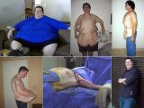 David Smith revealed yesterday that he is once again morbidly obese, having re-gained over 250 of the 400 lbs he lost
