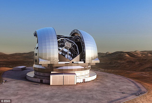"ESO project is supported by 15 members of the European Union and has the catchy name ""European Extremely Large Telescope"" even if it will be built in Chile's Atacama Desert, to avoid light pollution"