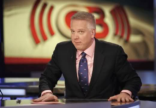 Glenn Beck announces he has plans to take on Glee, America's favorite musical program, with a singing and dancing television show of his own