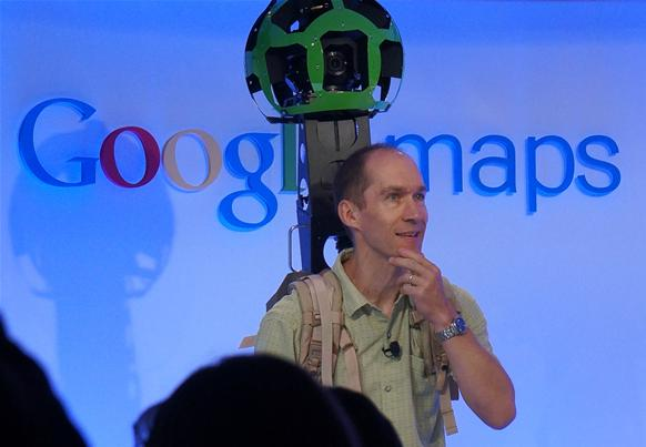 Google has presented new mapping technologies in an effort to reassert its position as a market leader