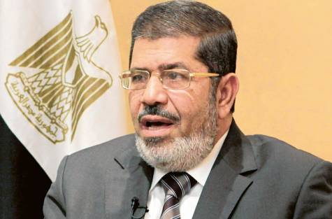 Higher Presidential Election Commission in Egypt has declared the Muslim Brotherhood's Mohammed Mursi as the winner of presidential election run-off
