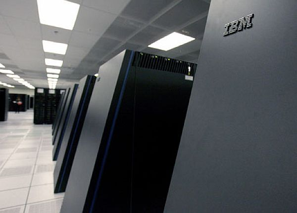 IBMs Sequoia supercomputer has taken the top spot on the list of the worlds fastest supercomputers for the US1 photo