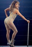 Jennifer Lopez took to the stage for the first night of her Dance Again world tour in Panama City