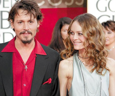 Johnny Depp and Vanessa Paradis have officially announced their split after nearly 14 years together