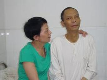 Li Wangyang who was freed from jail a year ago hanged himself in hospital where he was being treated for heart disease and diabetes photo