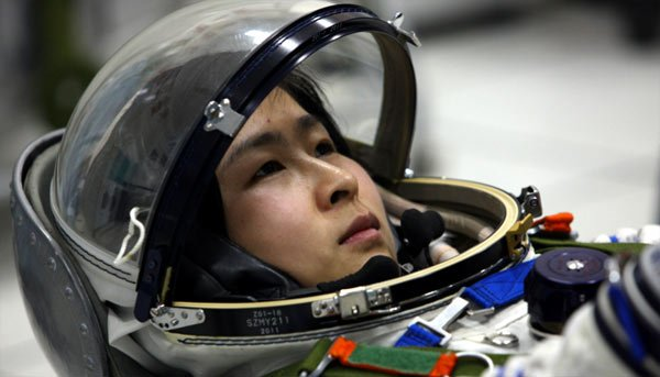 Liu Yang has emerged as Chinas first woman spacefarer after just two years of training photo