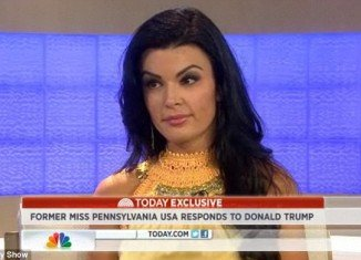 Miss Pennsylvania Sheena Monnin has said she stands by her accusations that the Miss USA 2012 competition was rigged and will take on Donald Trump if he sues her