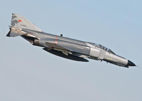 NATO members will meet in emergency session after Syria shot down Turkish F-4 Phantom warplane