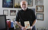 Novelist Richard Russo refuses to allow his new novel to be sold as an e-book